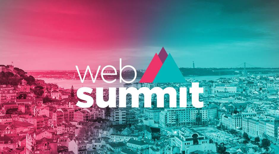 Our team was at the Web Summit